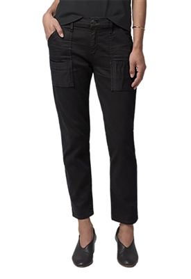 Citizens of Humanity Leah Cargo Pant in Vintage Black