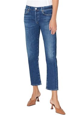 Citizens of Humanity Emerson Slim Fit Boyfriend Jean in Next To You Wash