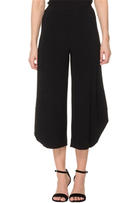 Joseph Ribkoff Carpi Pant in Black