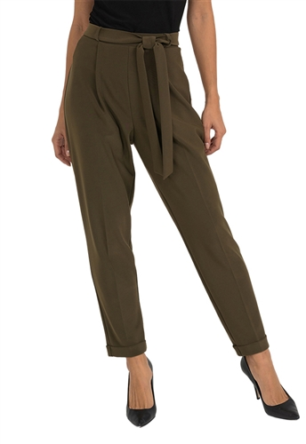 Joseph Ribkoff Pant in Safari
