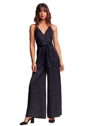 Finders Keepers Heatwave Jumpsuit in Black