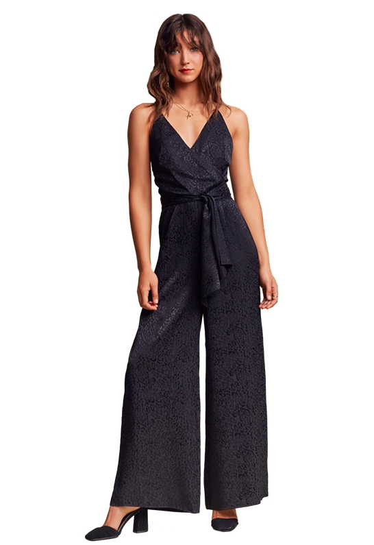 570fdf268e Finders Keepers Heatwave Jumpsuit in Black Larger Photo ...
