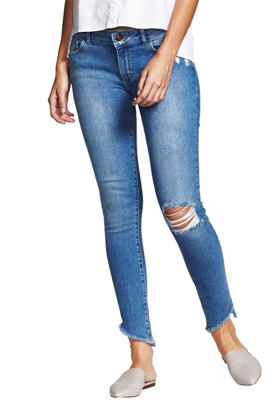 Dl1961 Emma Power Legging Jeans In Divers