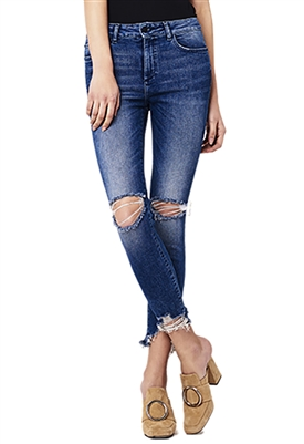DL1961 Farrow Instaslim Ankle Jean in Laramie