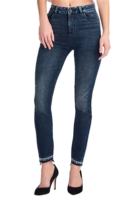 DL1961 Farrow Ankle High Rise Skinny Jean in Wakefield