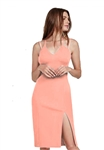 Bailey 44 Cragside Dress in Peach