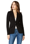 Bailey 44 Gingerbread Ponte Jacket in Black