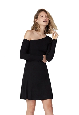 Bailey 44 Down To The Wire Dress in Black