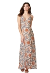 Bailey 44 Alexandria Dress in Multi Tan