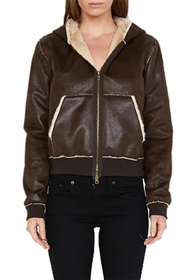 Bailey 44 Bad Wolf Faux Leather Jacket