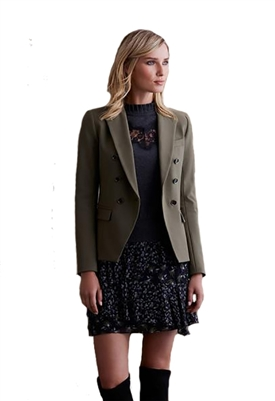 Bailey 44 Effie Jacket in Army