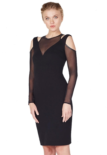 Bailey 44 Too Close Dress in Black