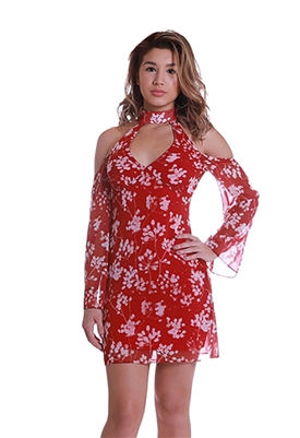 Bailey 44 Sakura Dress in Red