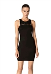 Feel The Piece by Terre Jacobs Regina Dress in Black
