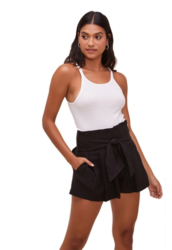 ASTR The Label Marika Shorts in Black