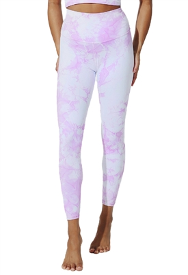 Electric & Rose Venice Legging in Lavender