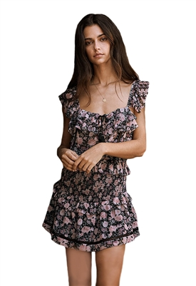 Saylor Este 2 Piece Set in Garden Floral