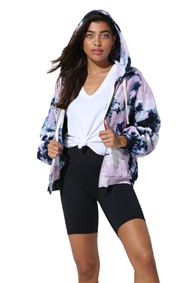 Electric & Rose Runyon Hoodie Jacket