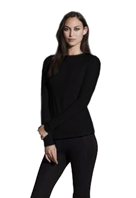 Twenty Tees Crew Neck Long Sleeve Tee | ShopAmbience