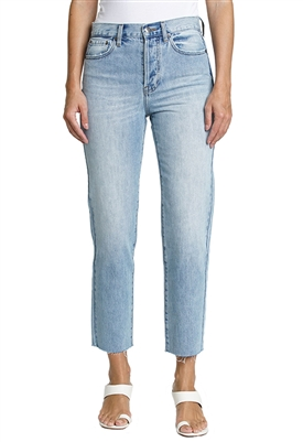 Pistola Charlie High Rise Straight Jeans in Miramar