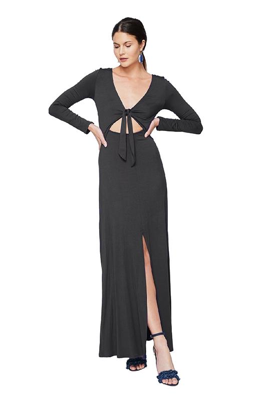 ef0f1e8420897 Rachel Pally Breeze Maxi Dress in Black Larger Photo ...