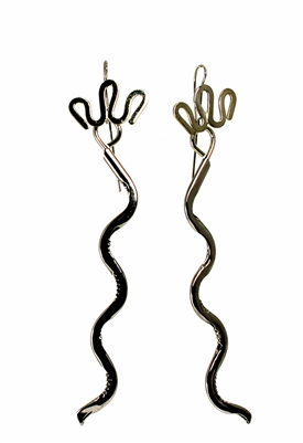 Sibilla G Fancy Cobra Earrings