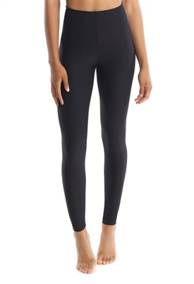 Commando Control Leggings In Black