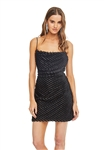 ASTR The Label Cha Cha Dress in Black