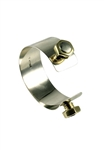 Sibilla G Screw Cuff Bracelet in German Silver