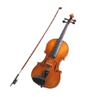 Rent-To-Own Violin Student Musical Instrument Rental
