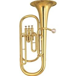 Rent-To-Own Baritone Horn Student Musical Instrument Rental