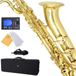 Rent-To-Own Baritone Bari Saxophone Student Musical Instrument Rental
