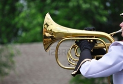 Rent-To-Own Marching Baritone Mellophone Musical Instrument Rental