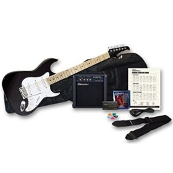 Rent-To-Own Electric Guitar Pack Musical Instrument Rental