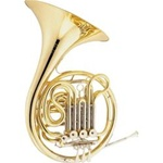 Rent-To-Own Double French Horn Student Musical Instrument Rental