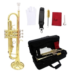 Rent-To-Own Trumpet Student Musical Instrument Rental