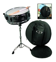 This Percussion kit includes: 