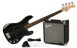 Rent-To-Own Electric Bass Guitar Pack Rental