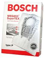 Bosch Paper Bag Type P Micro W/Filters 5 Pack.  Manufacturer's Model/Part Number: 14010.