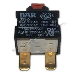Bissell Power Switch . Manufacturer's Part Number: 2031316.  Fits Bissell Models: 5770