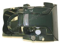 Bissell Main Housing Green. Manufacturer's Part Number: 2145017.  Fits Bissell Models: 1698