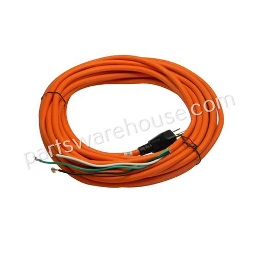 Hoover Cord 35ft, 3 Wire, Orange #440005154 - Vacuum Parts and ...