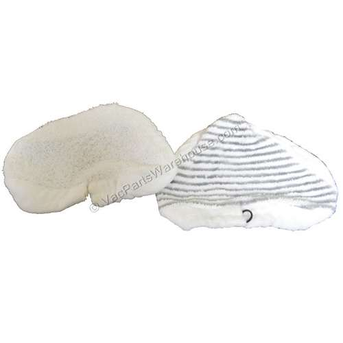 Bissell Steam Mop Select Replacement Pads 76b2 Vacuum