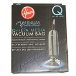 Hoover Paper Bag Type Q Platinum 2 Pack