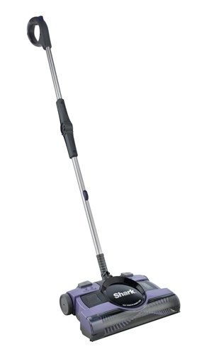 Shark Vac Broom Vacuum Electric Rechargable 2 Sp Eu