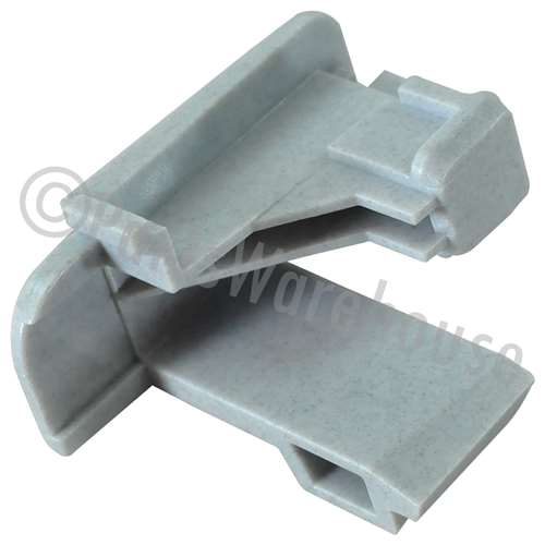 524783 FISHER PAYKEL CLIP TUB RELEASE RH MID GREY OEM 524783