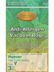 Hoover Bag Type Y Allergen 3 Pack Envirocare  #HR-14553A