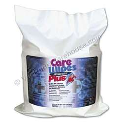 Antibacterial Force Wipes Refill 800Ct 9X9 2