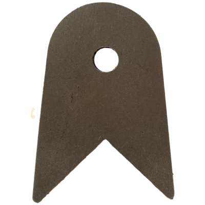 Universal Mounting Tab - 1.625 Height