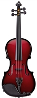 AEX CARBON COMPOSITE ACOUSTIC ELECTRIC VIOLA 14""